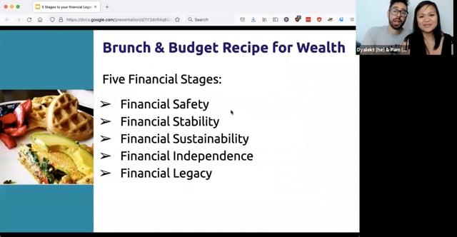5 Financial Stages – Safety