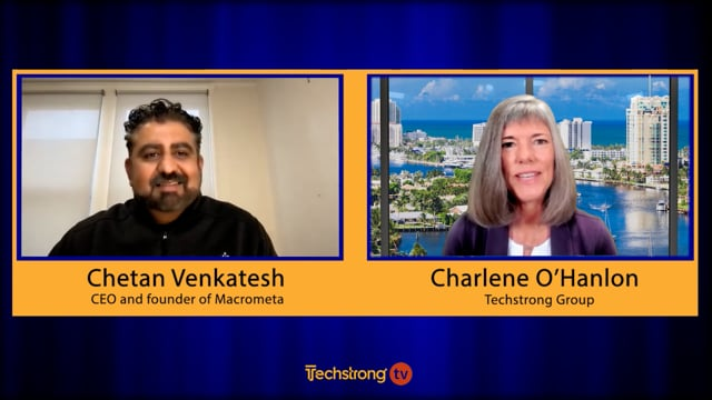 Privacy and Security - Chetan Venkatesh, Macrometa
