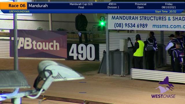 20211008R06 Mandurah Cup Final