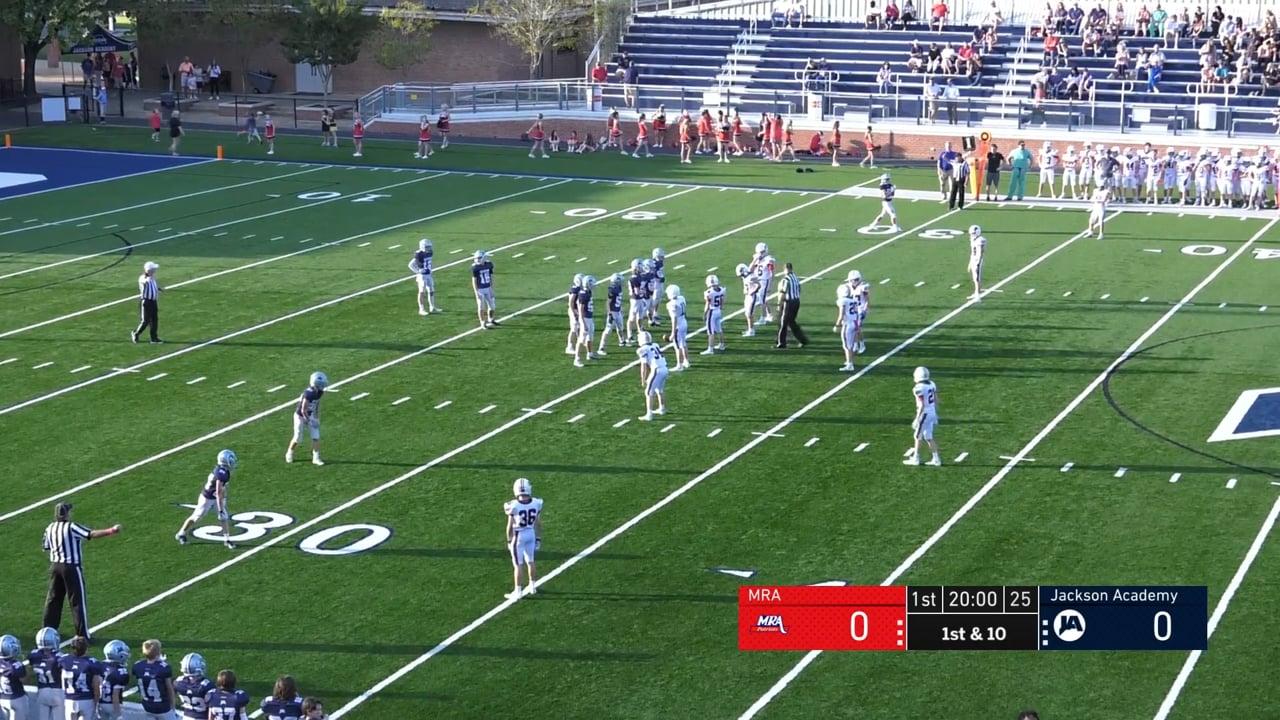B-Team Football vs MRA - 10-07-21