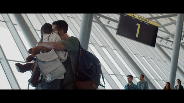 Star Alliance: Connecting The World Ad