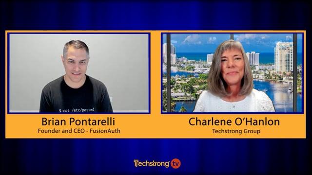 Developer-First Security - Brian Pontarelli, FusionAuth