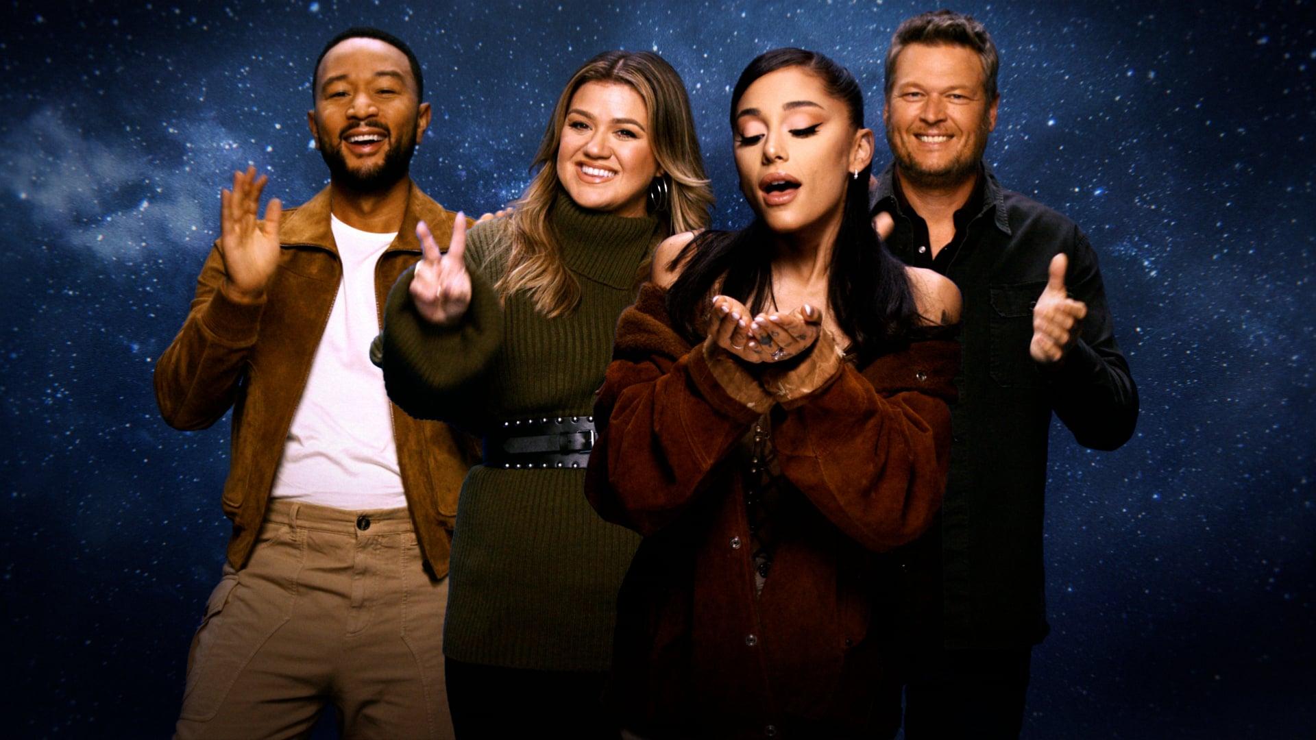 """NBC """"The Voice"""" Season 21 Coaches"""