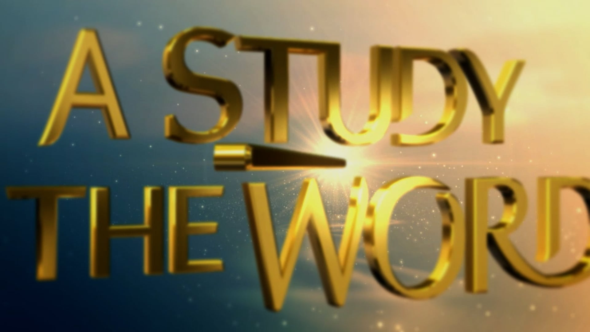 A Study In The Word - Oct. 6th, 2021