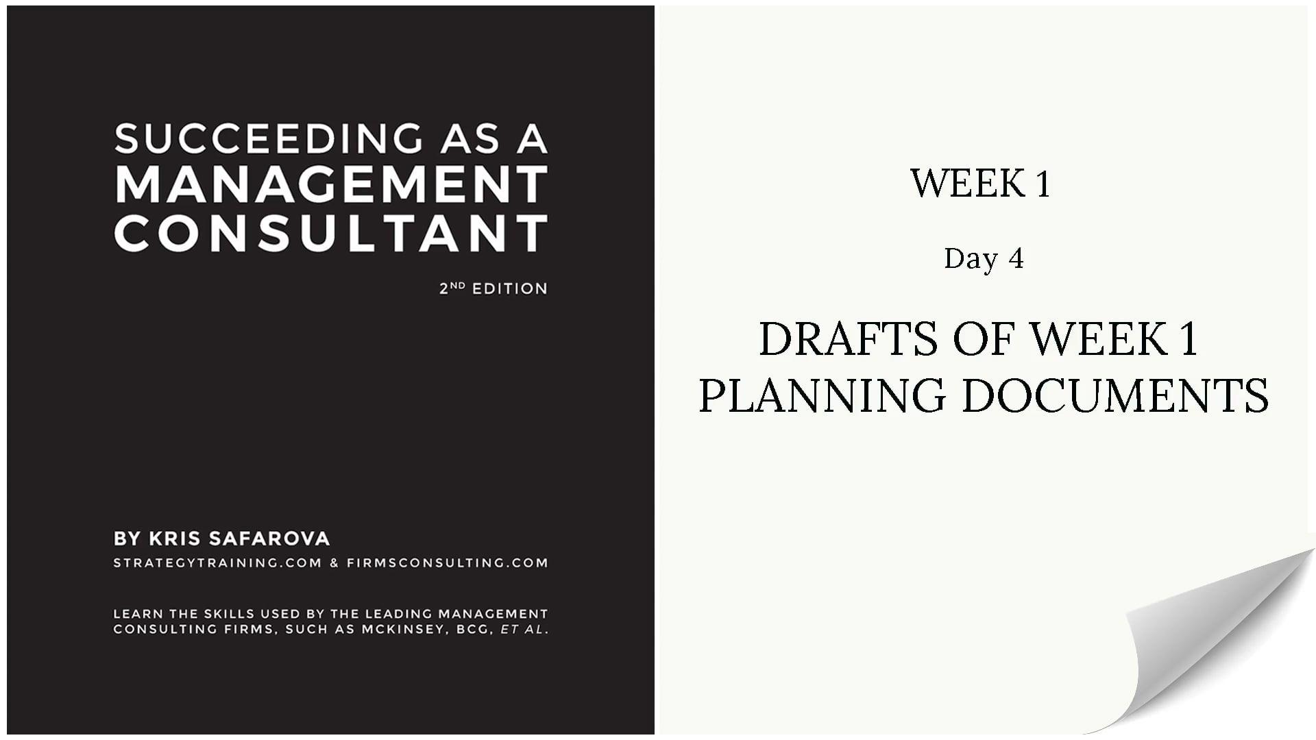 015 SAAMC Week 1 - Day 4 Drafts Of We...