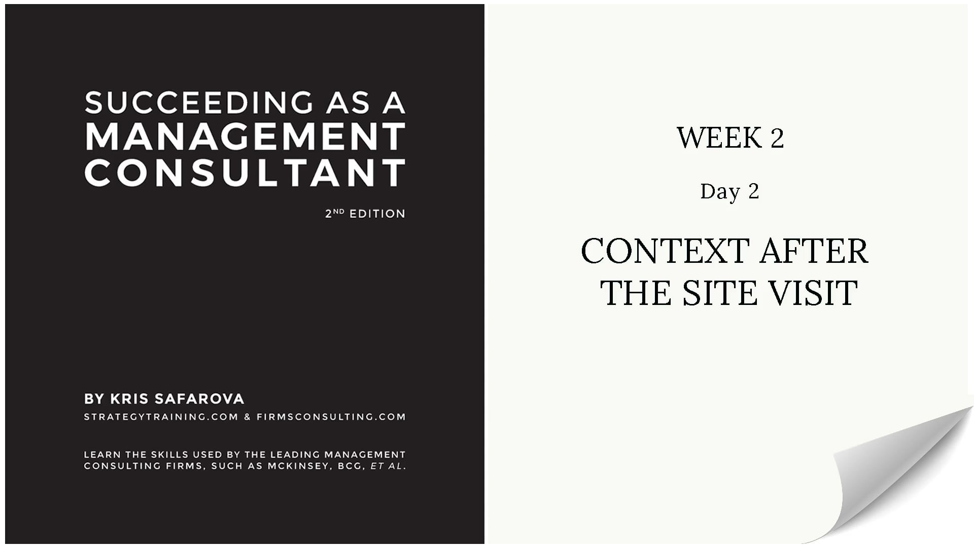 018 SAAMC Week 2 - Day 2 Context Afte...