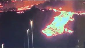 Canarie: il vulcano Cumbre Vieja continua a far paura