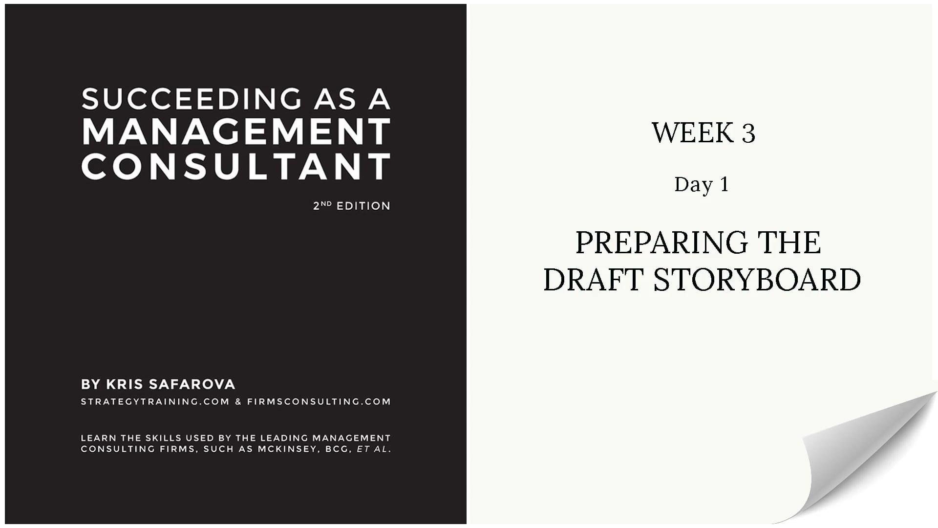 023 SAAMC Week 3 - Day 1 Preparing Th...