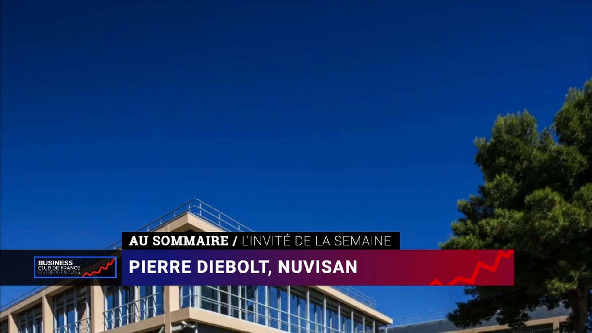 Pierre Diebolt - Nuvisan