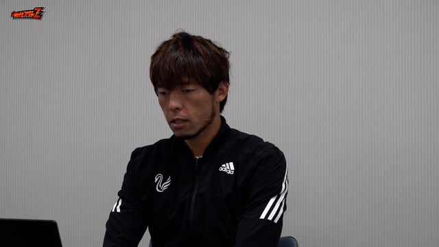 鈴木 孝司 選手 10月9日(土)vs レノファ山口FC 試合後会見