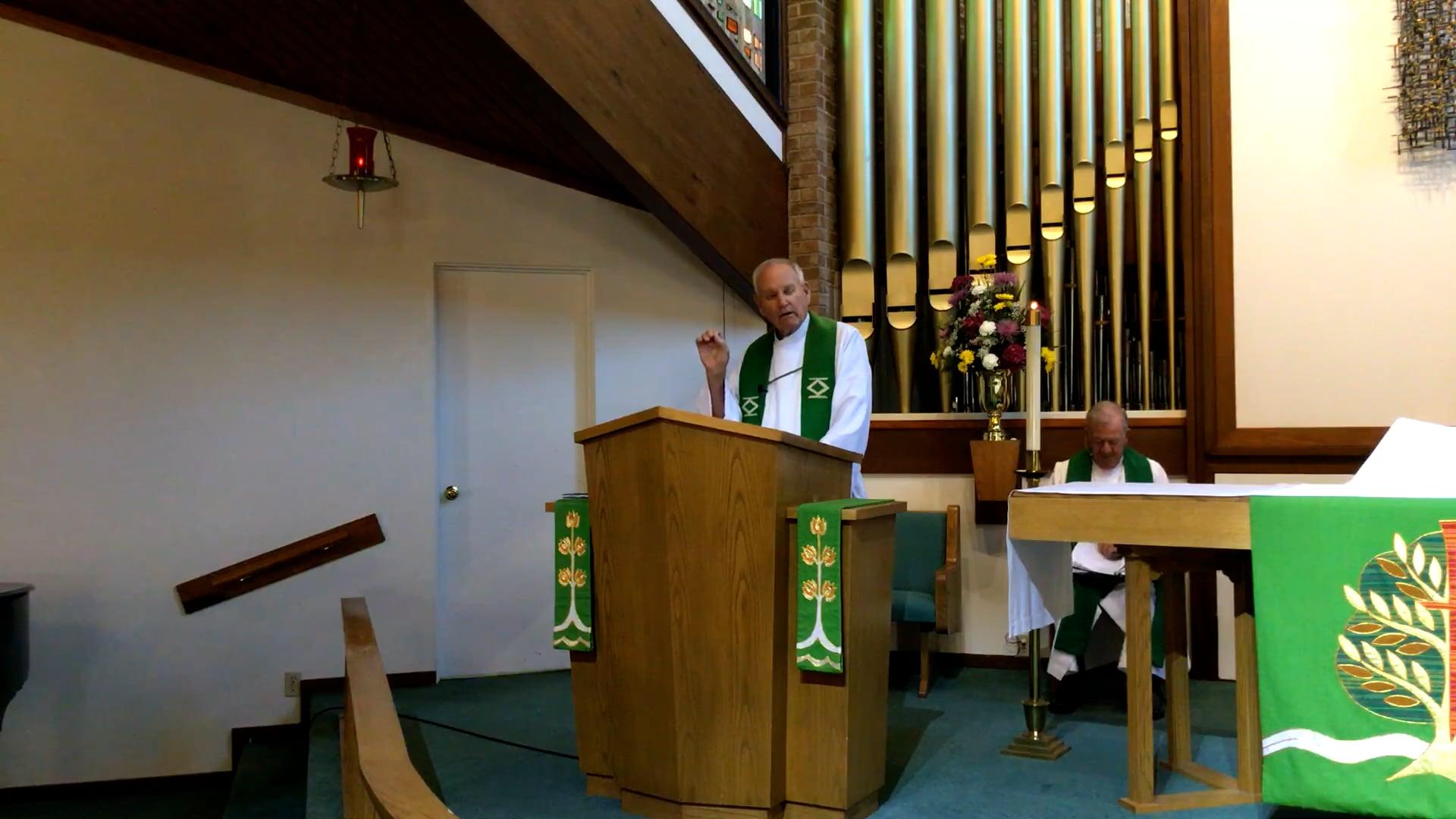 FLC Worship Service - Oct. 10, 2021