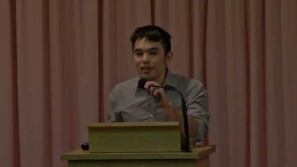 Belvedere Sermon by Rev. Clarke, Oct 10, 2021