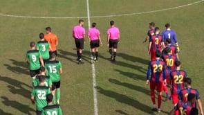El FC l'Escala perd els tres punts al minut 89 (2-2)