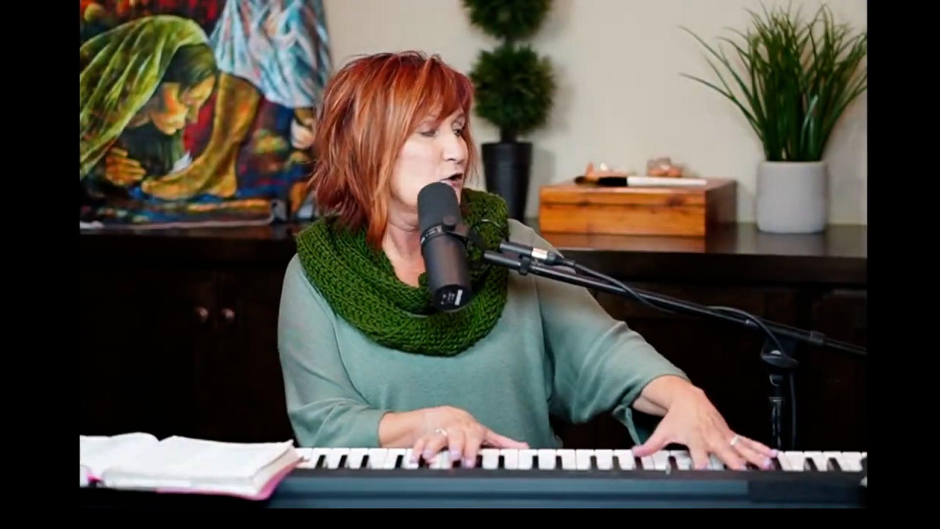 Julie Meyer Live Worship  God Is Heal...