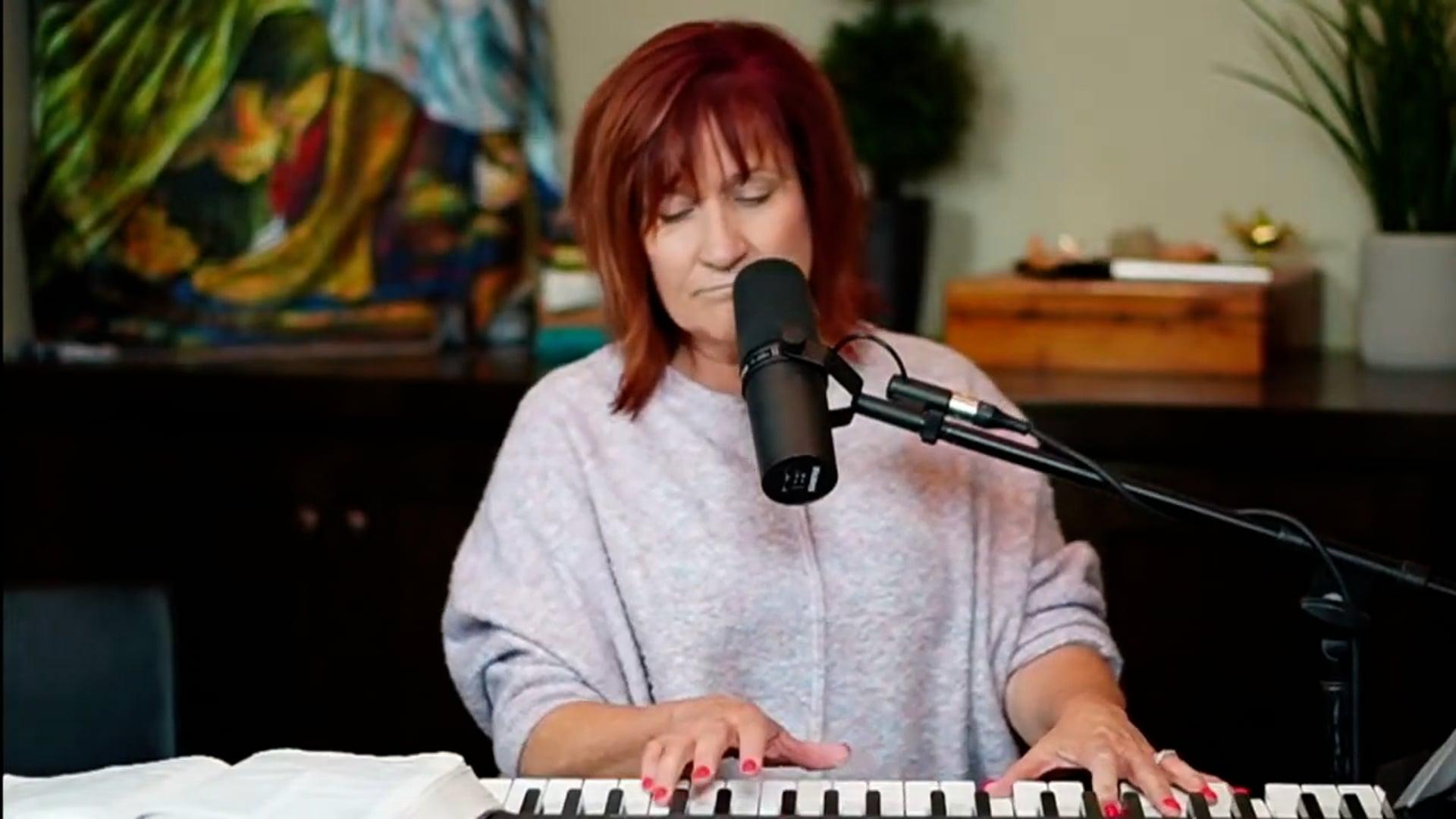 Julie Meyer Live Worship  Jesus Heals