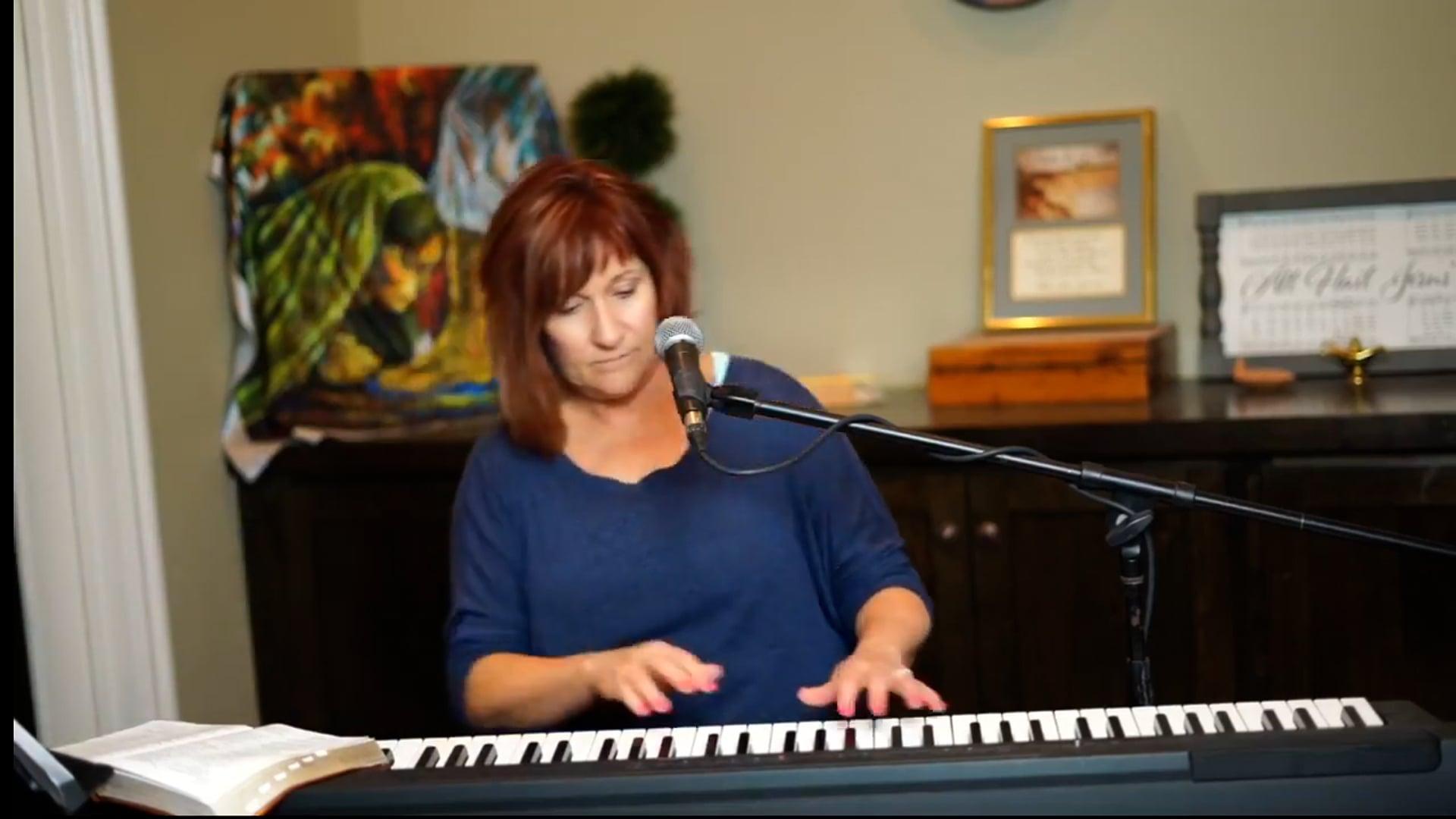 Julie Meyer Sings of God's Protection...