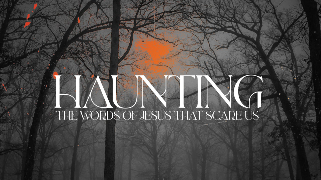 Haunting Week 1: Repent or Perish
