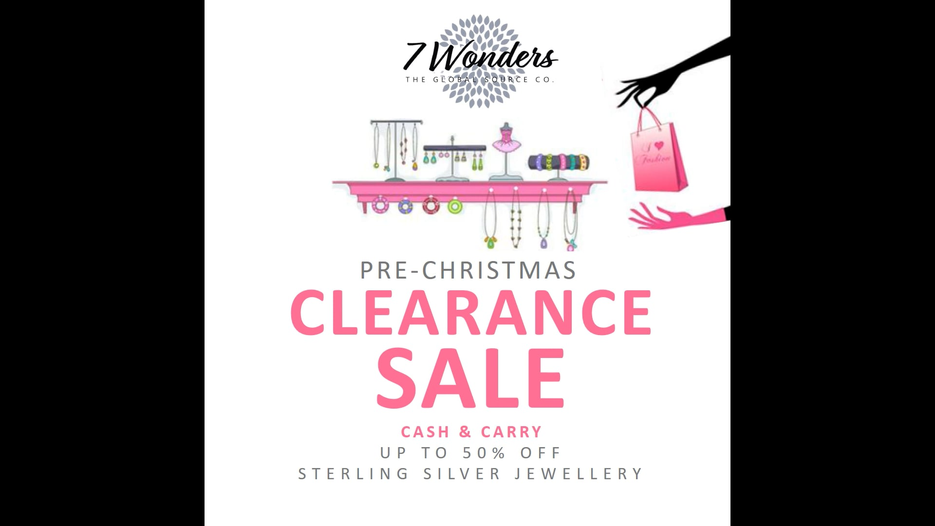 Clearance Sale October 2021