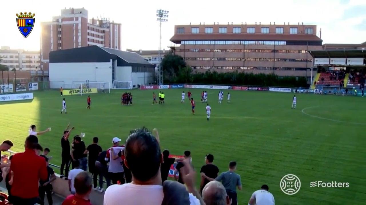 (RESUMEN y GOL) CD Teruel 1-0 CD Ebro / J 6 / 2ª RFEF - Gr 3 / Fuente Facebook CD Teruel