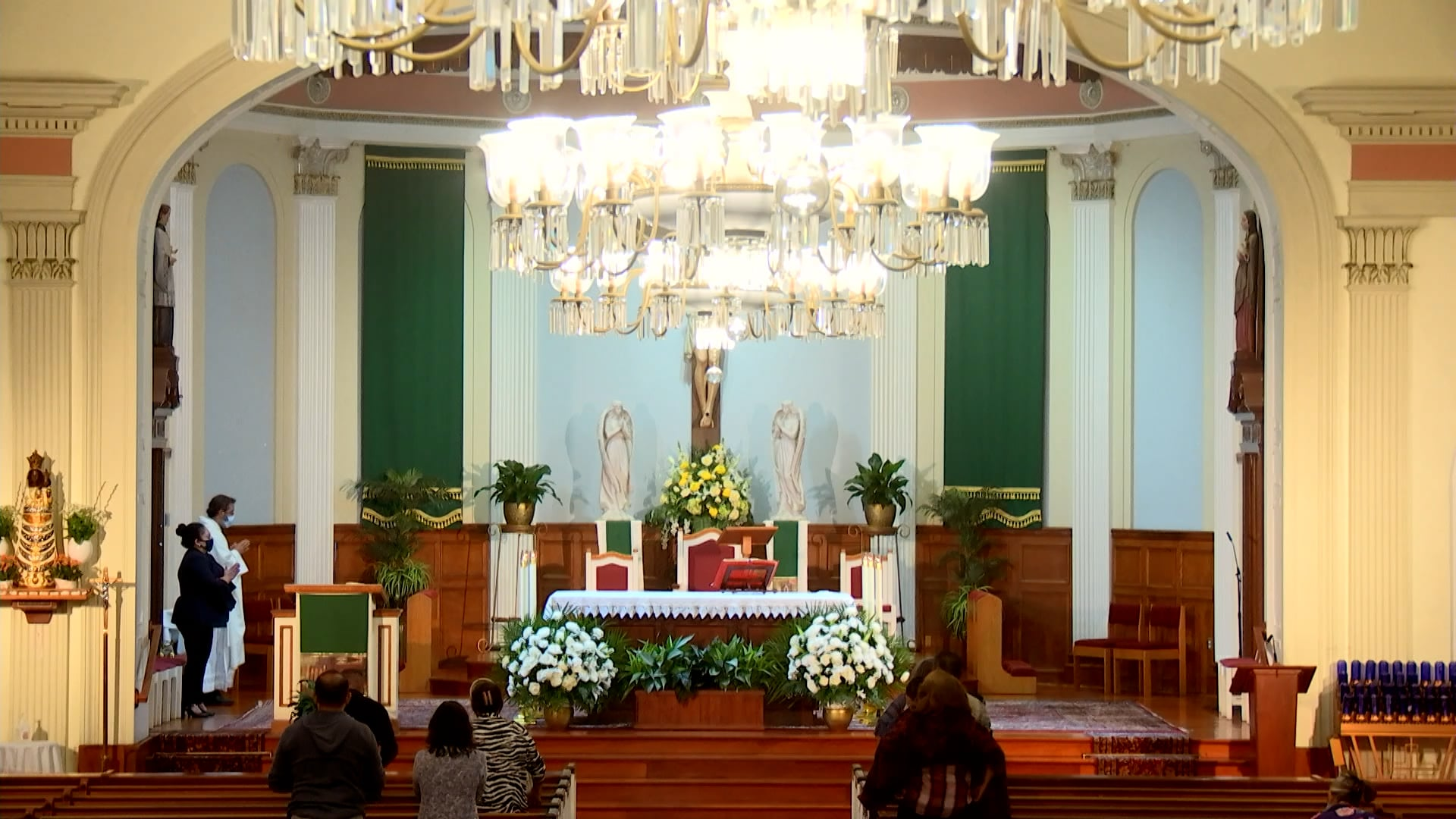 Misa de Nuestra Senora de Loretto - 11 de Octubre de 2021