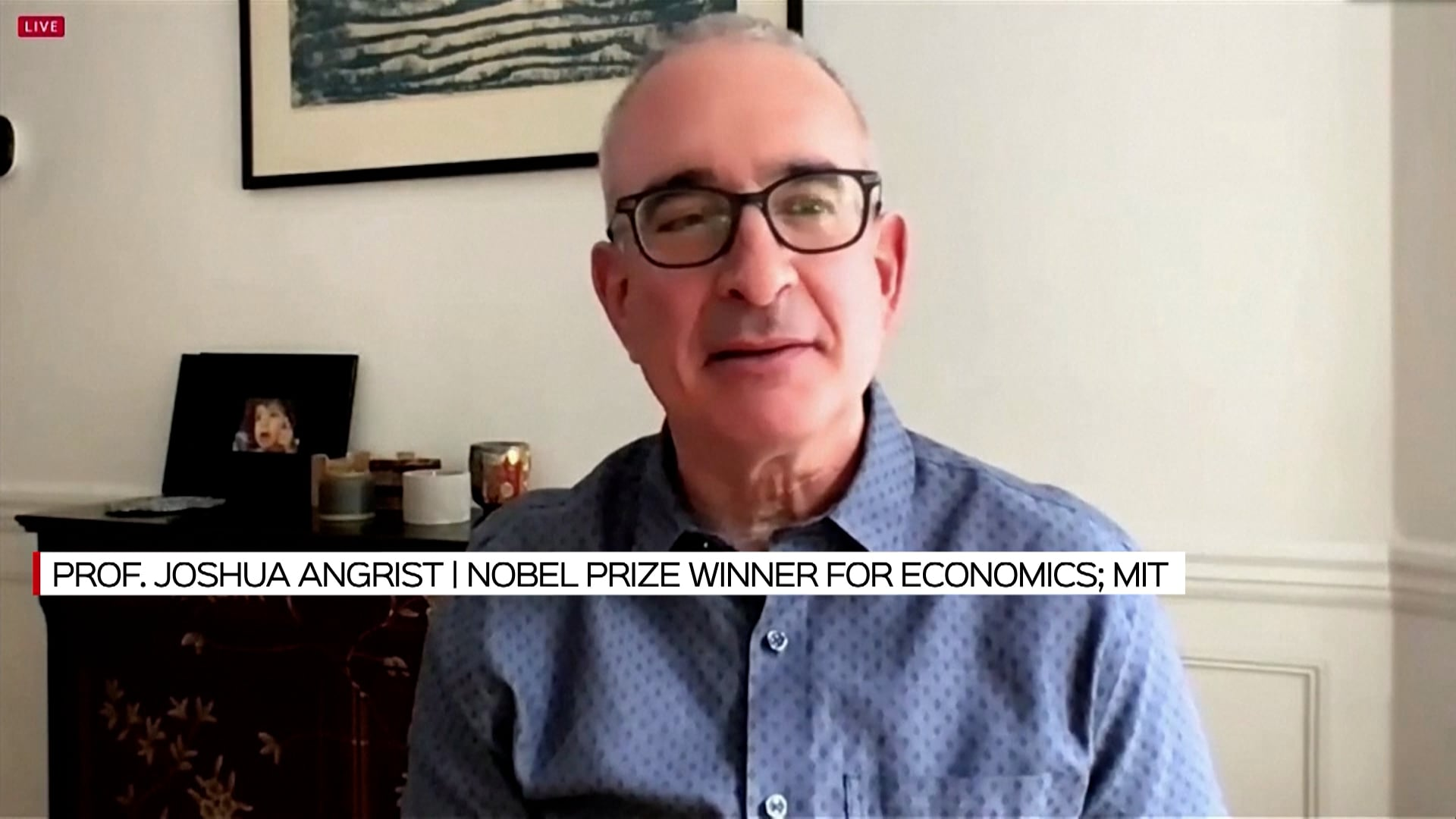 A Nobel Prize Israeli