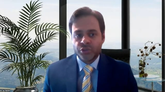 Jay Jhaveri, MD, MPH, Director, Medical Affairs Oncology, Bayer discusses Variance in Symptom Assessment Between Prostate Cancer Patient and Caregiver
