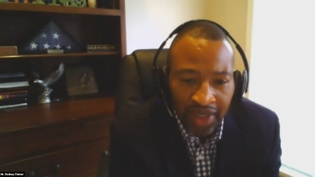 Mr. Rodney Palmer, a caregiver, discusses how PHENPath.com helped him better understand the variety of treatment options available for his brother