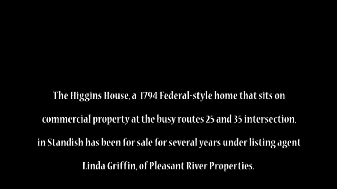 FinalHistoricHigginsHouse.mpg