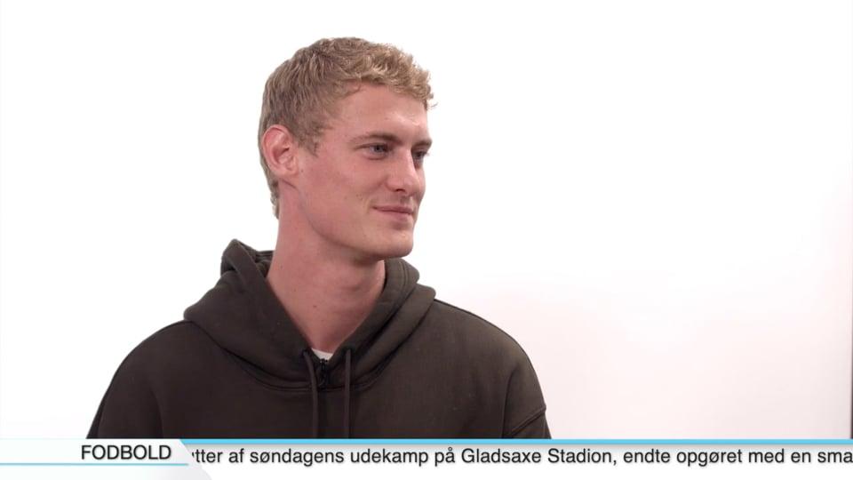 Emil Holten - Angriber, EfB