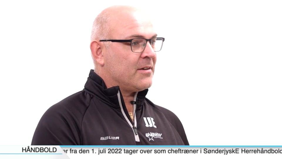 Jan Jensen - Assistenttræner, Esbjerg Energy