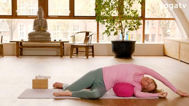 Voed compassie en geduld met Yin yoga