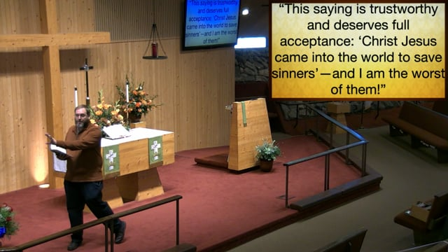 October 10, 2021: Weekly Contemporary Worship (11:00 AM) at Christ the King