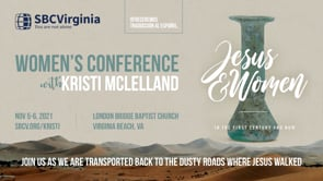 Women's Conference with Kristi McLelland Promo | SBCV