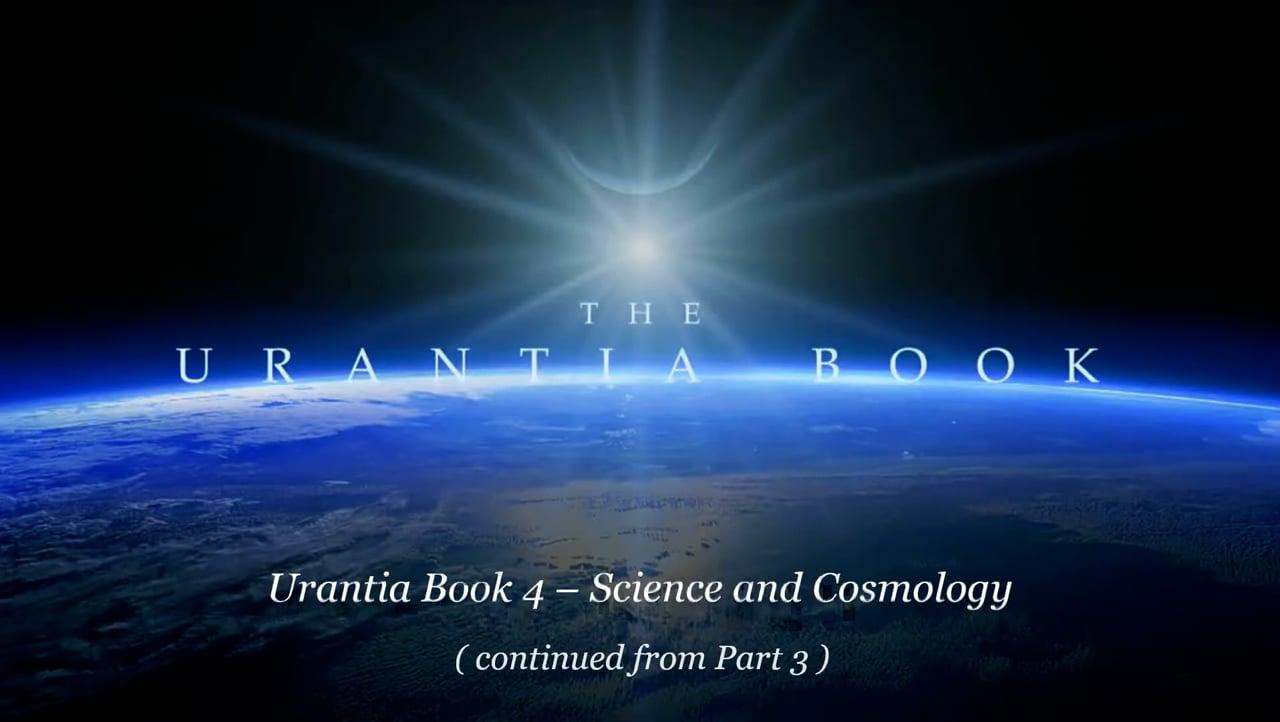 Cosmologie du Livre d'Urantia