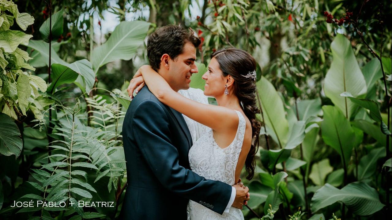 Boda de José Pablo y Beatriz en Zamora