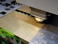 Titan Fiber Laser Cutting Small Mica Sheet components