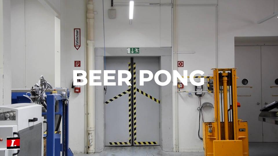L'interview beer pong de Philippe Demierre
