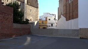 Continua l'alliberament d'espais a l'entorn de l'església