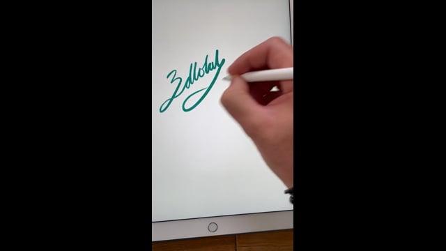 XP-PEN's pen display tablet the Artist Pro 16TP tester
