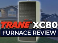 Trane XC80 Furnace Video Review