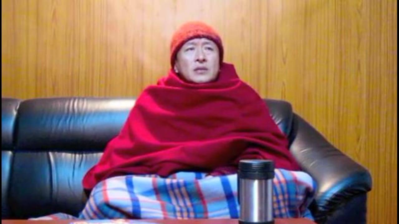 Dzongsar Khyentse Rinpoche Speaking about Gene Smith《憶念琴恩·史密斯》宗薩欽哲仁波切
