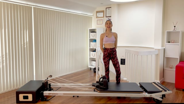 Side Glutes and Inner Thigh Focus- standing work