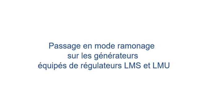 240676000 GMP - LMU LMS - Mode ramonage