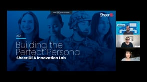 SheerIDEA Innovation Lab - Building the Perfect Persona