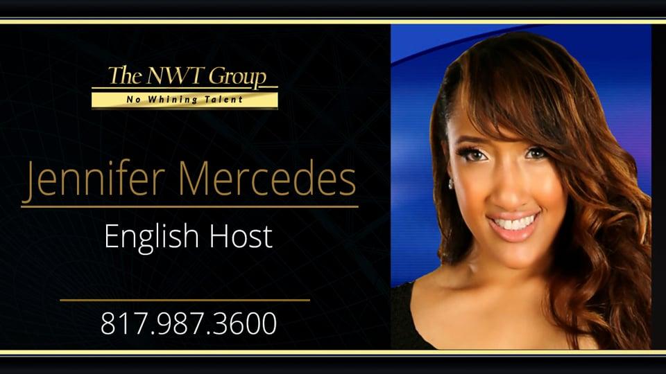 English Host