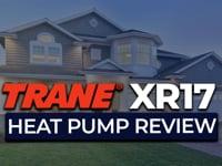 Trane XR17 Heat Pump Video Review