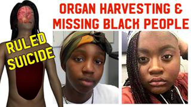 MISSING WHILE BLACK & FOUND MISSING VITAL ORGANS.mp4