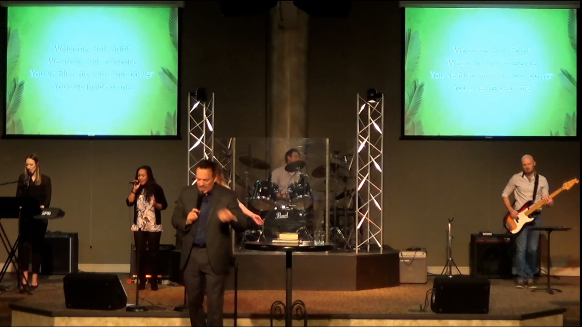 Following God's Plan For Your Life PT 4  10-10-2021 Pastor Jim Overbaugh
