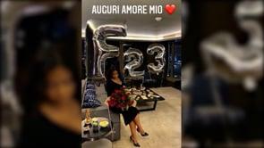 Balotelli festeggia Francesca: SuperMario ufficializza la nuova storia d'amore