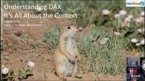 Understanding DAX